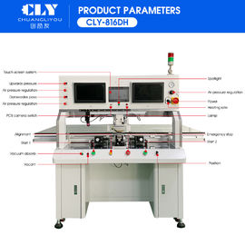 Easy Operated COF TAB ACF Bonding Machine For Sony , Samsung , Panasonic TV Panel Repairing